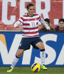 U.S.Women's National Team vs Scotland