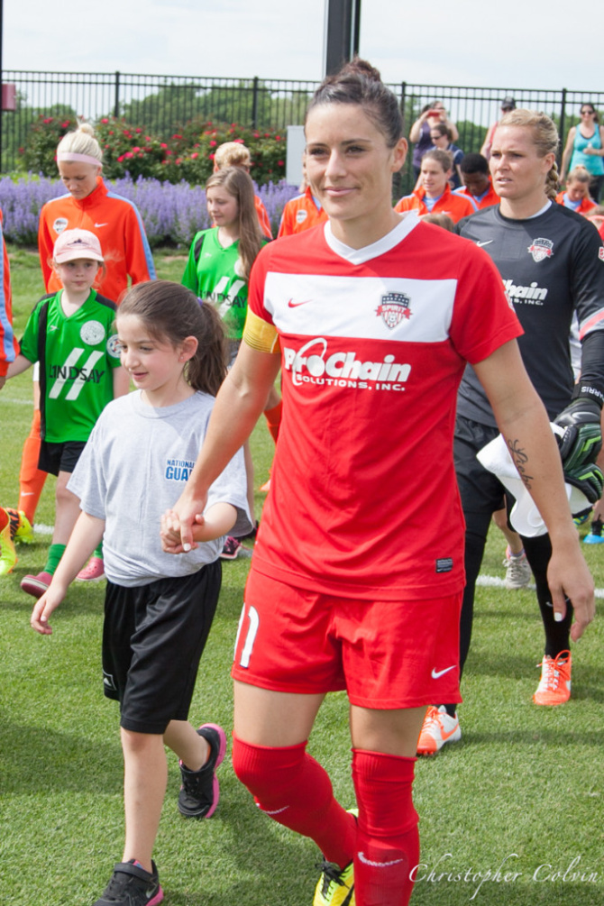 Washington Spirit (by Christopher Colvin)