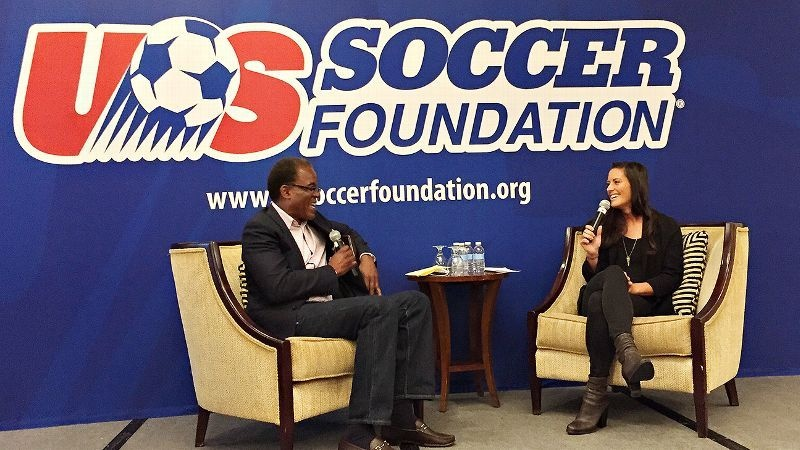 ESPNW: Soccer for Success (By Ali Krieger)