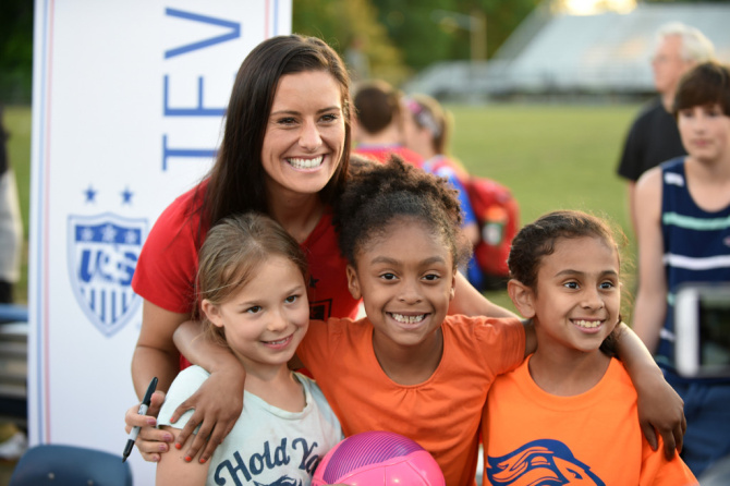 Photo Gallery: #SheBelieves