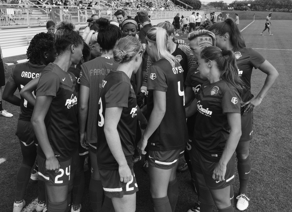 Washington Spirit Player Statement