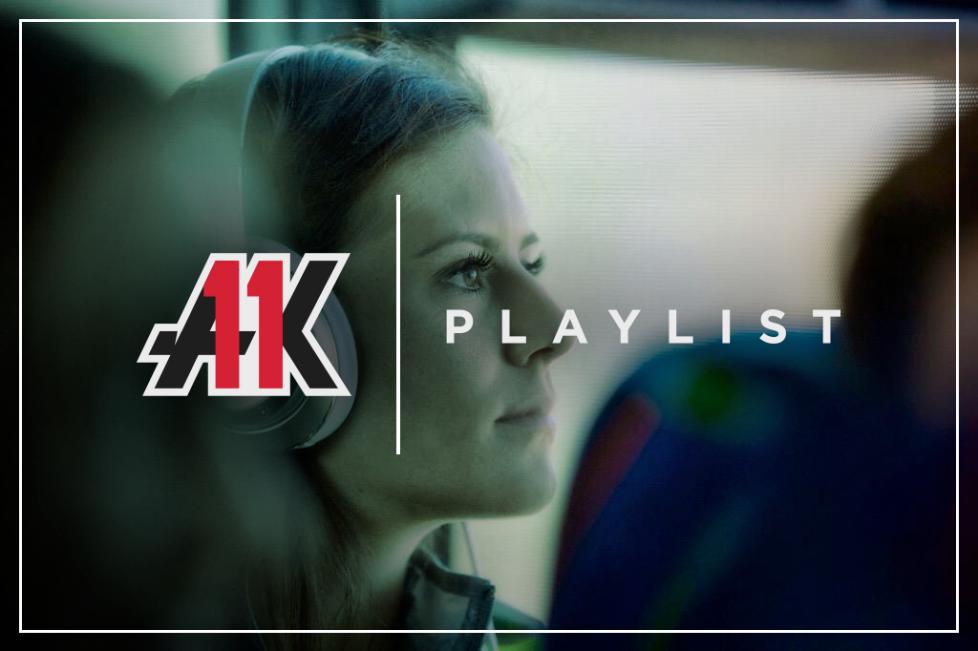 AK11 Playlist: April Showers